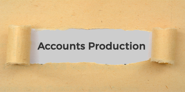 Page info - accounts production copy